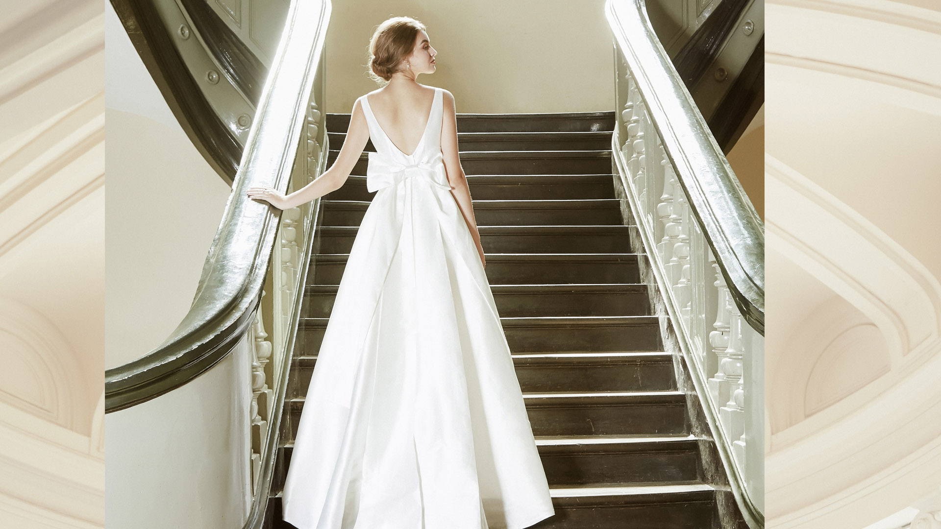 February lookbook: The Glam Bride
