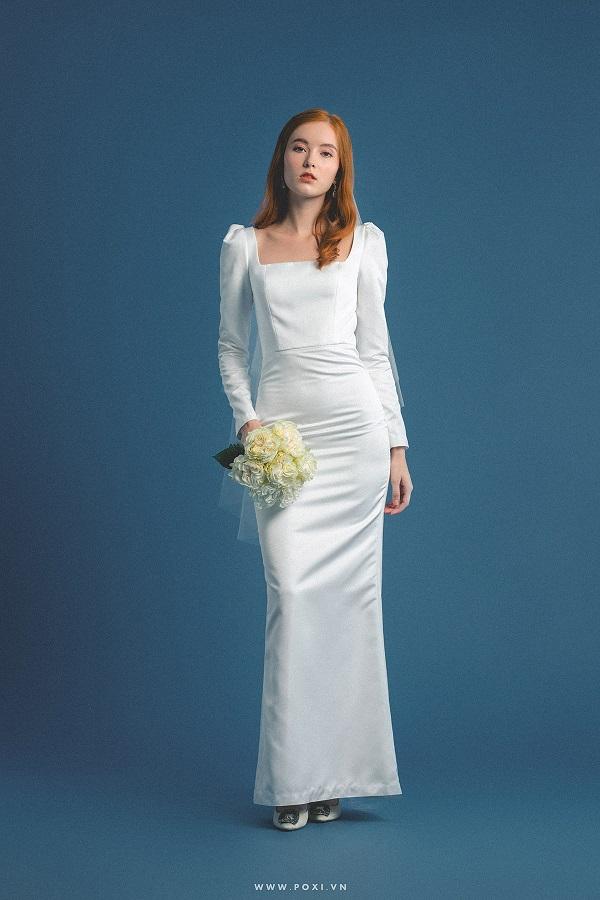 Chọn mua váy cưới đẹp tại TPHCM