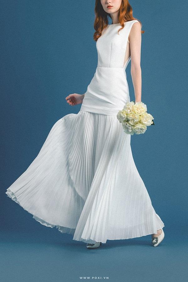 Tư vấn chọn mua váy cưới đẹp tại TPHCM