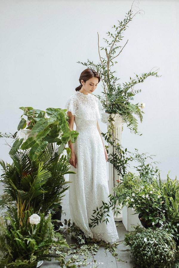 Cách chọn váy cưới đẹp tại TPHCM